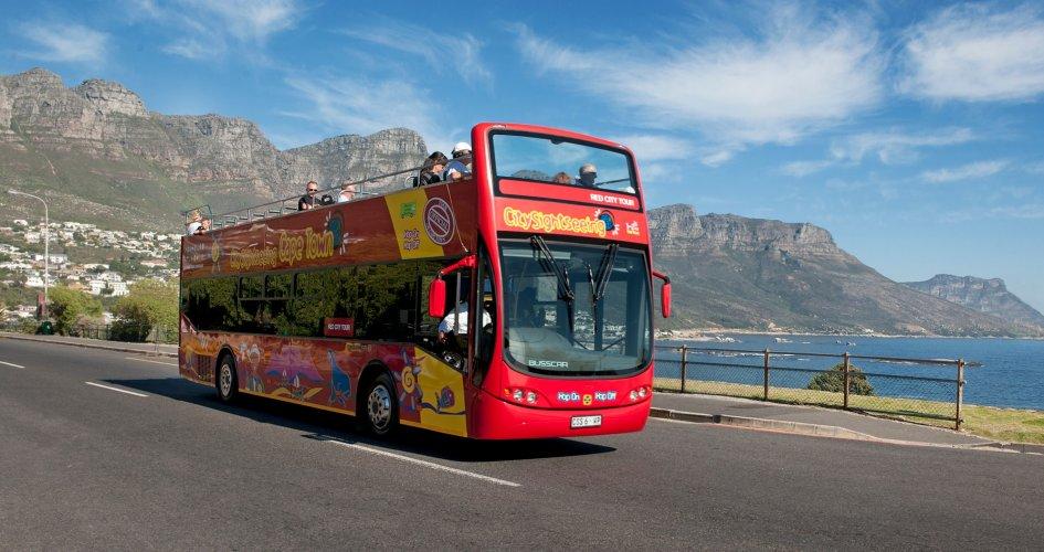 Hop-On Hop-Off Bus Cape